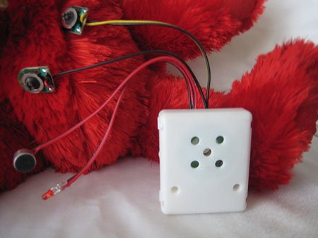 Squeeze Sound Modules For Stuffed Animals